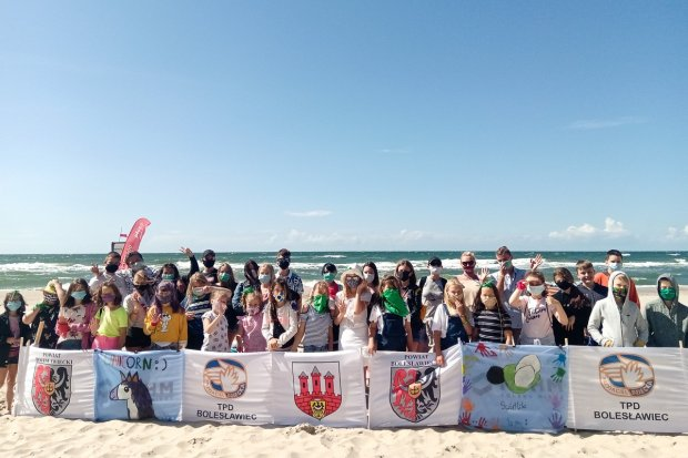 TPD Bolesławiec: dzieci wypoczywają na koloniach w Jarosławcu