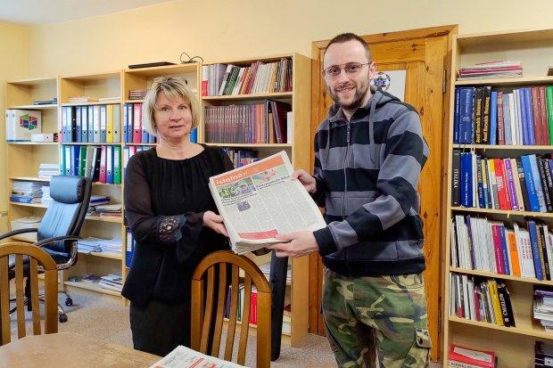 Gazeta istotne.pl trafiła do zbiorów Muzeum Ceramiki