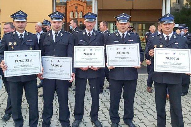 Strażacy z powiatu bolesławieckiego z dużym dofinansowaniem