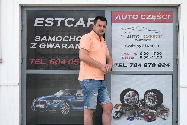 Nowy sklep z częściami do aut Auto Części Zabobrze i renomowany komis Estcar na Zabobrzu