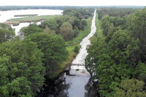 Władze województwa ratują rzekę. 400 tys. zł na zakup pomp