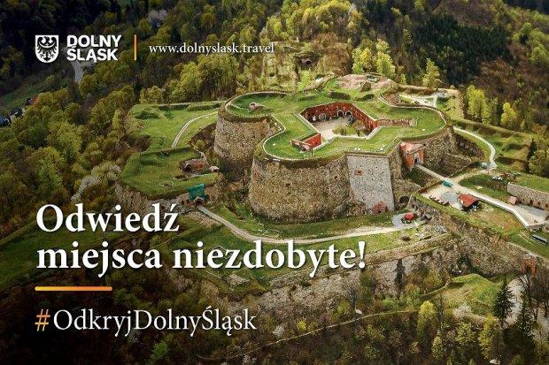 Ruszyła kampania promująca turystykę #OdkryjDolnyŚląsk