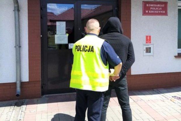 W kominiarce próbował się włamać do sklepu. 33-latek zatrzymany