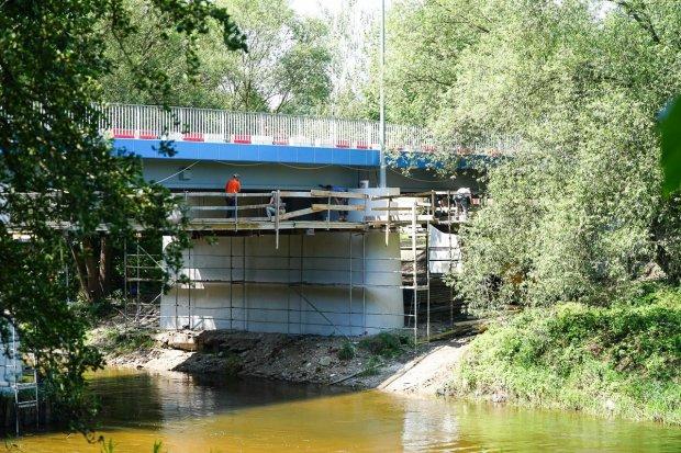 Wkrótce zakończy się remont mostu przy ulicy Mostowej