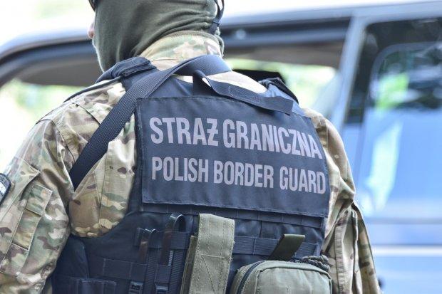 Ścigany przez Interpol 31-latek zatrzymany przez strażników granicznych