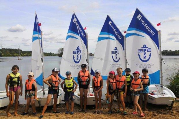Bezpłatne zajęcia żeglarskie dla dzieci i dla rodzin