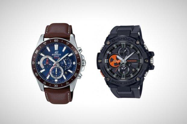 Oryginalne zegarki Casio to wciąż synonim jakości. Oto kilka ciekawych propozycji