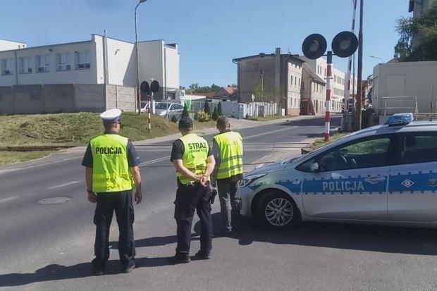 Bezpieczny przejazd – profilaktyczne działania na terenie powiatu bolesławieckiego