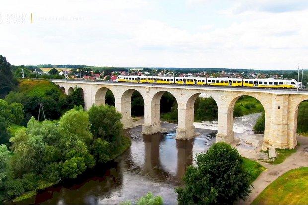 Onet o bolesławieckim wiadukcie: jeden z najpiękniejszych mostów w Polsce
