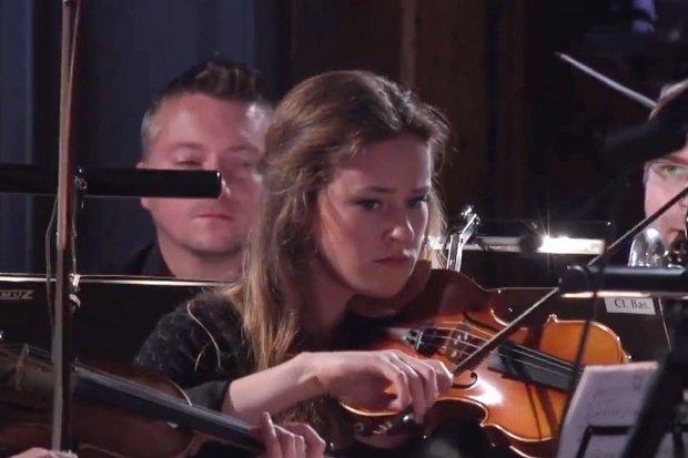 """Beata Rybotycka i Jacek Wójcicki w Bolesławcu na koncercie """"Nieszpory Ludźmierskie"""""""