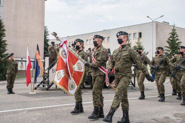 Święto Wojska Polskiego w świętoszowskiej 10 Brygadzie Kawalerii Pancernej