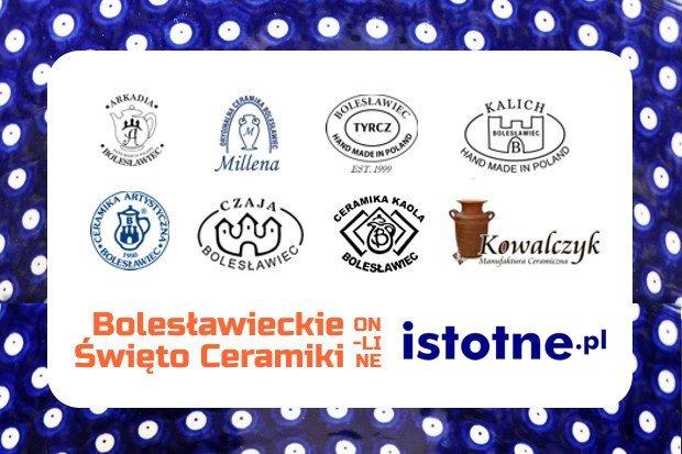 Dziękujemy, że byliście z nami podczas Bolesławieckiego Święta Ceramiki ON-LINE