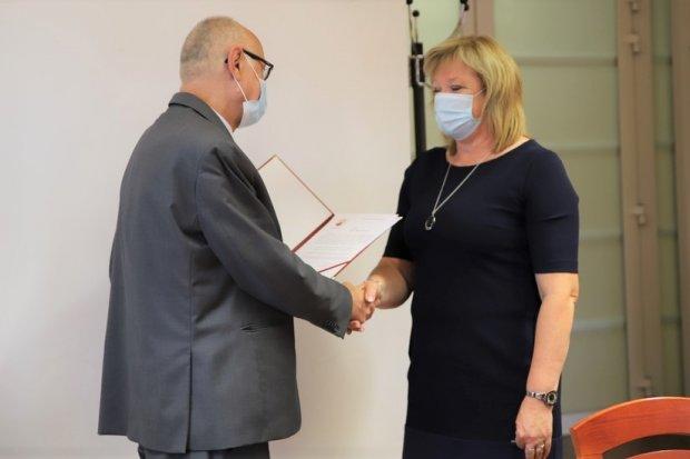 Alicja Krawczyk nową szefową szkoły w Bożejowicach. Nauczycielki z awansami