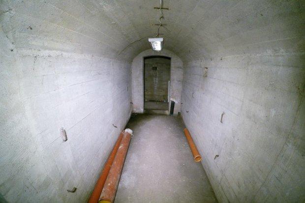 Szpital w Bolesławcu otworzy dla turystów... schrony przeciwlotnicze