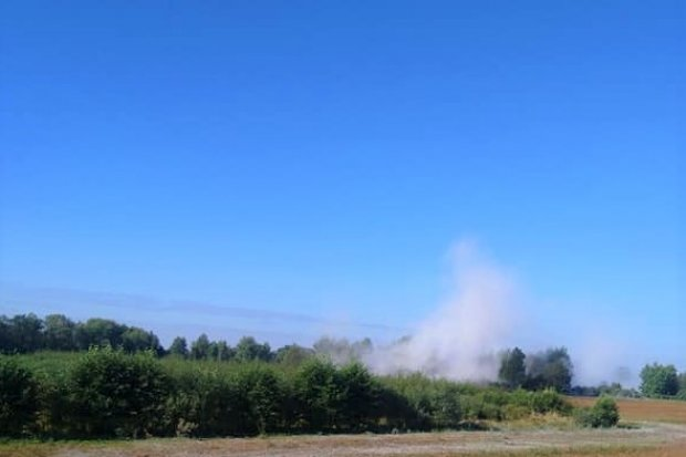 Fałszywy alarm w Nowej Kuźni. Strażaków wezwano do pożaru, okazało się, że…