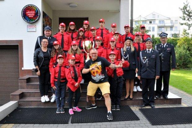 Młodzi strażacy z Ruszowa najlepsi w Polsce