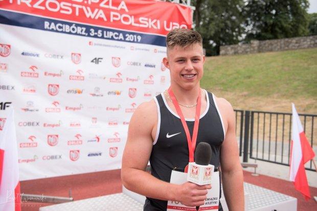 Gracjan Kozak będzie reprezentować Polskę w meczu przeciw Czechom