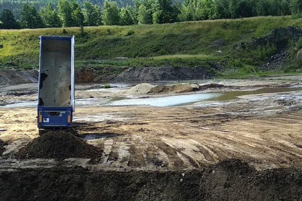 Przeszło 40 tys. ton odpadów trafi na Dolny Śląsk z Niemiec