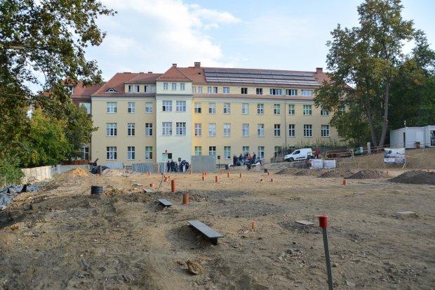 Nowy szpital dla zakażonych koronawirusem już pod koniec października