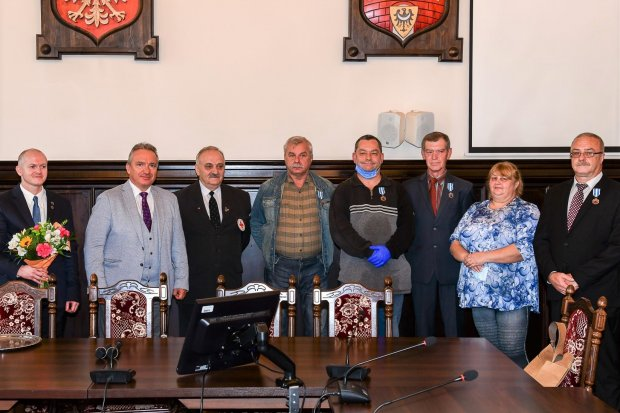 Bolesławieccy krwiodawcy docenieni przez ministra zdrowia
