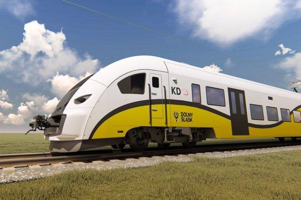Kolejne nowoczesne pociągi dla mieszkańców Dolnego Śląska
