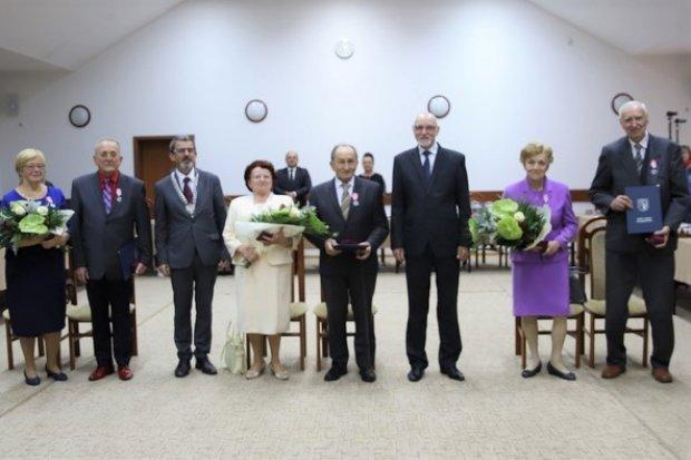 Ponad pół wieku razem. Pary z gminy Bolesławiec uhonorowane przez Prezydenta RP