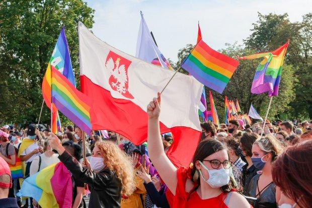 Bolesławianie na 12. Marszu Równości we Wrocławiu