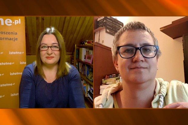 Agnieszka Stein i nowa edukacja seksualna