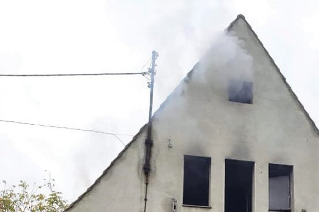 Dwa pożary w Nowogrodźcu w ciągu jednego dnia