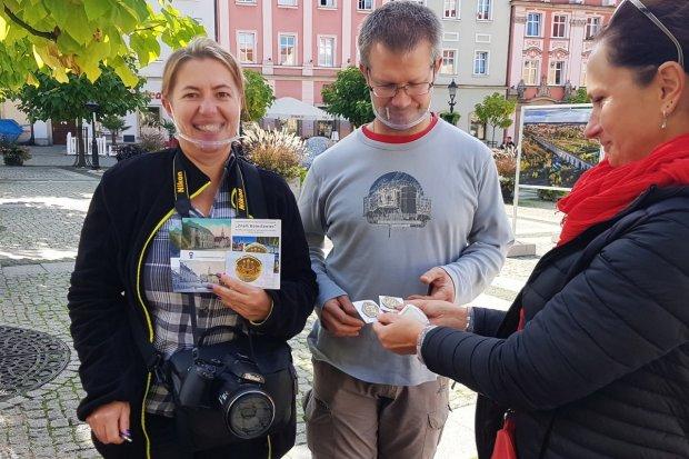 Miejska Trasa Turystyczna w Bolesławcu uroczyście otwarta