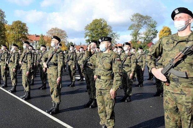 23 Pułk Artylerii: elewi przysięgali w Bolesławcu