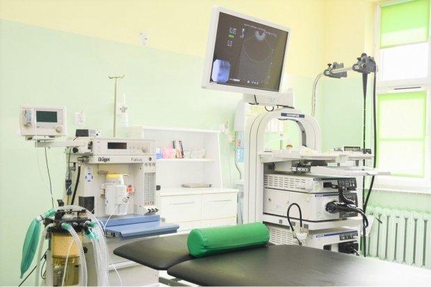 Szpital: poradnia endoskopowa znów działa!