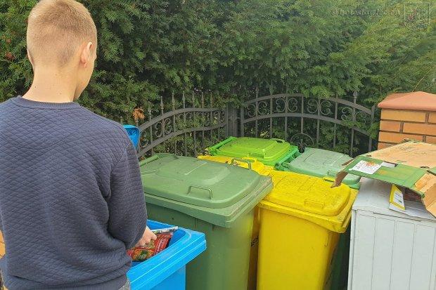 Segregacja śmieci obowiązkowa. Wyższa stawka opłaty za odpady