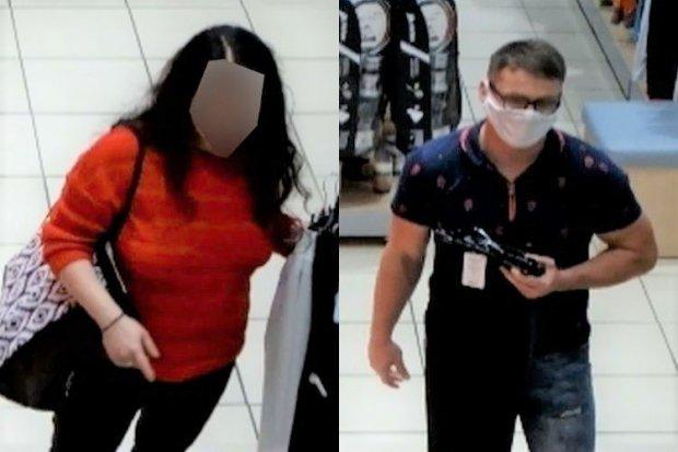 Tożsamość złodziejki ustalona. Policja szuka tego mężczyzny!