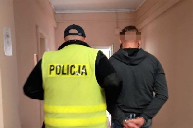 Ścigany listami gończymi eksbolesławianin zatrzymany w powiecie oławskim