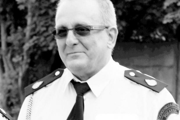 Zmarł strażak i radny Zbigniew Bożęcki. Był zakażony koronawirusem