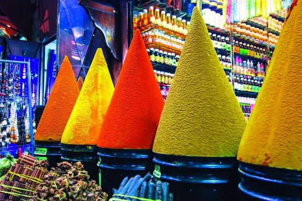 Grażyna Hanaf o smakach i kolorach Maroka. Rozdajemy przewodniki!