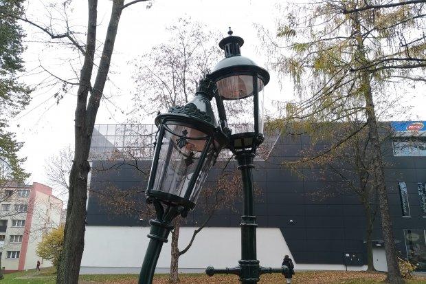 Mamy zakochane latarnie w Bolesławcu