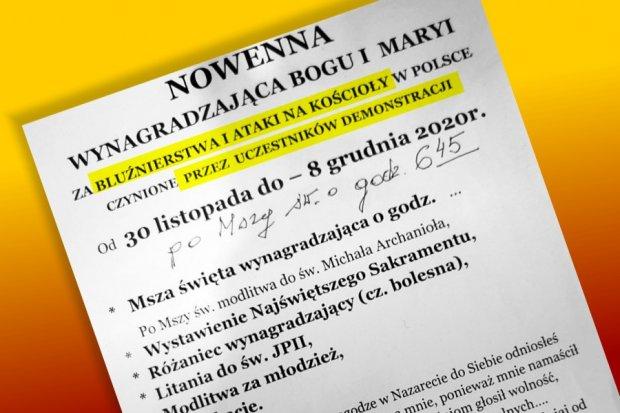Jest odpowiedź bolesławieckiego kościoła na demonstracje. Nie uwierzycie…