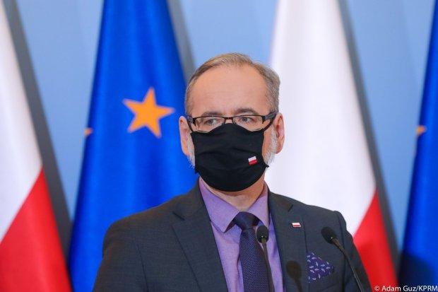 Indyjska mutacja koronawirusa w Polsce. Minister zapowiada zaostrzenie przepisów