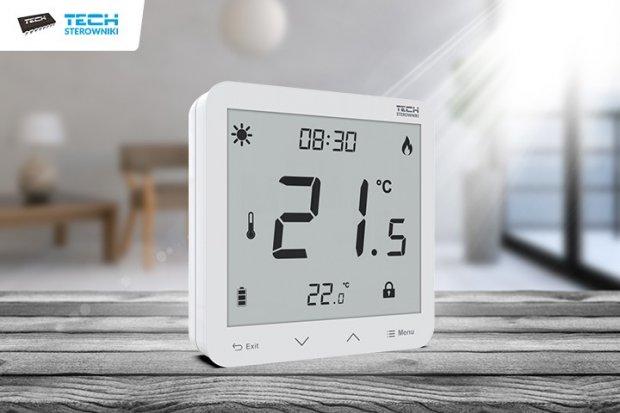 Steruj temperaturą w pomieszczeniu z nowym regulatorem pokojowym ST-299