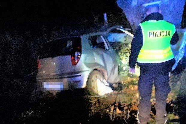 Śmiertelny wypadek pod Legnicą. 35-latek zginął na miejscu