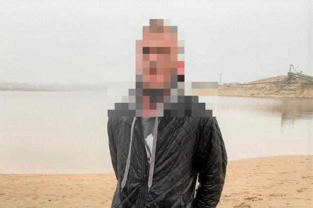 Poszukiwany przestępca uciekł przed policją do lodowatej wody. I... zaraz się poddał