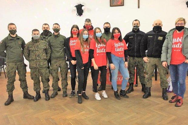 Bolesławieccy artylerzyści włączyli się w Szlachetną Paczkę