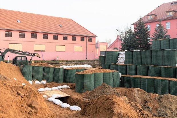 100-kilogramowa bomba zneutralizowana BEZ DETONACJI w mieście. Działania trwały ok. 2 tygodni
