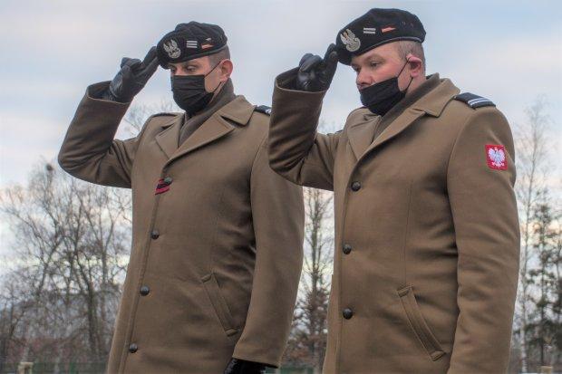 Tragicznie zginęli w Afganistanie. Pancerniacy pamiętają o poległych