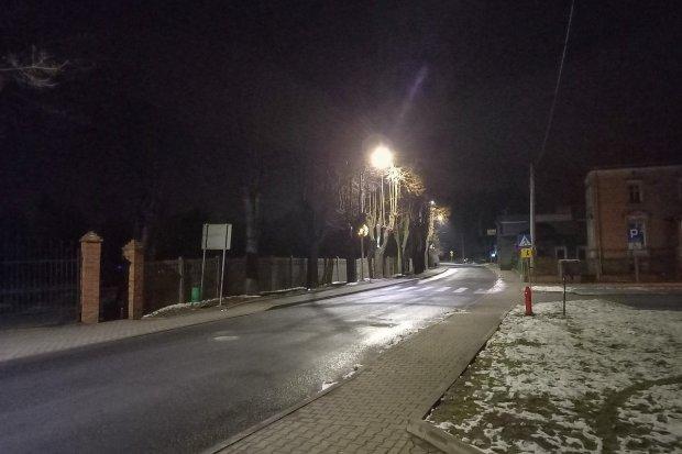 Bezpieczniej w Nowogrodźcu. Egipskie ciemności zniknęły