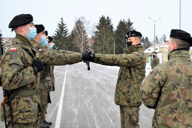 Szkolenie bolesławieckich artylerzystów zainaugurowane
