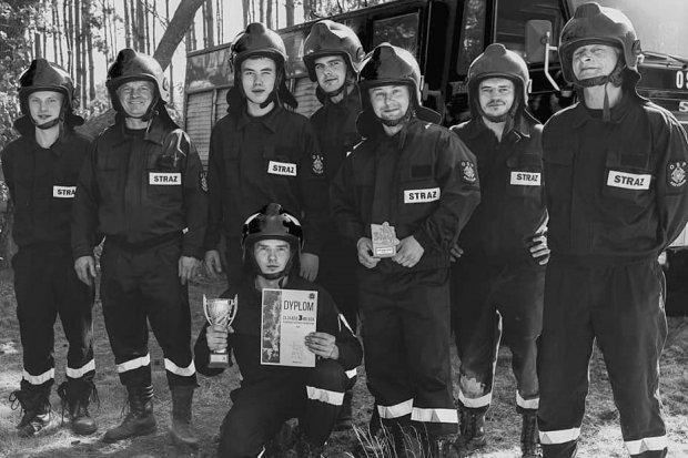 Strażacy z Krzyżowej: kolejny challenge wykonany! Znamy nominowanych