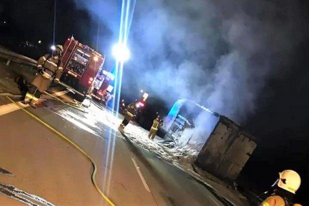 46 pożarów, 55 zagrożeń, 5 fałszywych alarmów – strażacy podsumowują rok